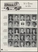 1992 Honey Grove High School Yearbook Page 94 & 95