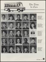 1992 Honey Grove High School Yearbook Page 96 & 97