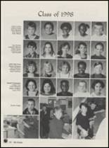 1992 Honey Grove High School Yearbook Page 98 & 99