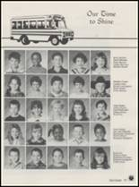 1992 Honey Grove High School Yearbook Page 100 & 101