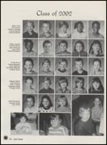 1992 Honey Grove High School Yearbook Page 102 & 103