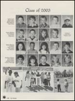 1992 Honey Grove High School Yearbook Page 104 & 105