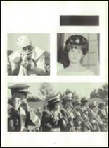 1967 Washington High School Yearbook Page 10 & 11
