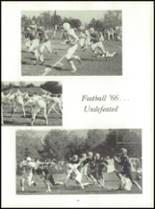 1967 Washington High School Yearbook Page 28 & 29