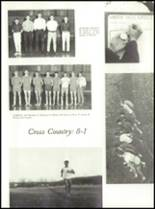 1967 Washington High School Yearbook Page 32 & 33