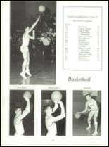 1967 Washington High School Yearbook Page 34 & 35