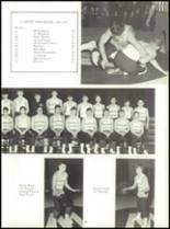 1967 Washington High School Yearbook Page 38 & 39