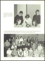 1967 Washington High School Yearbook Page 46 & 47