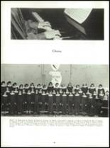 1967 Washington High School Yearbook Page 52 & 53