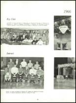1967 Washington High School Yearbook Page 62 & 63