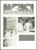 1967 Washington High School Yearbook Page 64 & 65