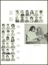 1967 Washington High School Yearbook Page 68 & 69