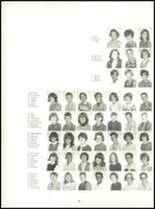 1967 Washington High School Yearbook Page 70 & 71