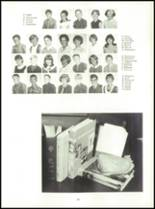 1967 Washington High School Yearbook Page 72 & 73