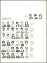 1967 Washington High School Yearbook Page 74 & 75