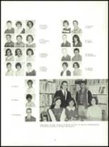 1967 Washington High School Yearbook Page 76 & 77