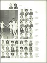 1967 Washington High School Yearbook Page 78 & 79