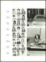 1967 Washington High School Yearbook Page 80 & 81