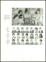 1967 Washington High School Yearbook Page 82 & 83