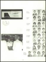 1967 Washington High School Yearbook Page 84 & 85