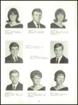 1967 Washington High School Yearbook Page 88 & 89