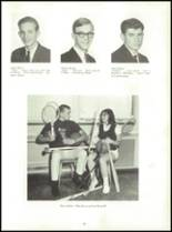 1967 Washington High School Yearbook Page 90 & 91