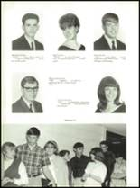 1967 Washington High School Yearbook Page 92 & 93