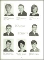 1967 Washington High School Yearbook Page 94 & 95