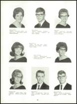 1967 Washington High School Yearbook Page 96 & 97