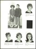 1967 Washington High School Yearbook Page 98 & 99