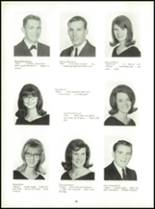 1967 Washington High School Yearbook Page 100 & 101