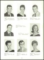 1967 Washington High School Yearbook Page 102 & 103