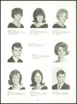 1967 Washington High School Yearbook Page 104 & 105
