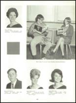 1967 Washington High School Yearbook Page 106 & 107