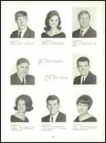 1967 Washington High School Yearbook Page 108 & 109