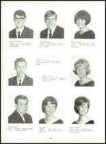 1967 Washington High School Yearbook Page 110 & 111