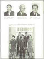 1967 Washington High School Yearbook Page 114 & 115