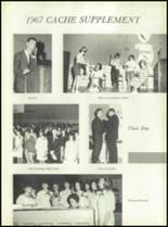 1967 Washington High School Yearbook Page 134 & 135