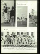 1967 Washington High School Yearbook Page 138 & 139