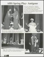 1996 Arlington High School Yearbook Page 100 & 101