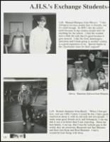 1996 Arlington High School Yearbook Page 126 & 127