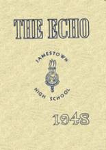 1948 Yearbook Jamestown High School