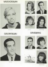 1965 Monroe High School Yearbook Page 14 & 15