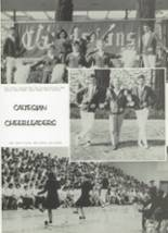 1965 Monroe High School Yearbook Page 24 & 25