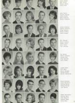 1965 Monroe High School Yearbook Page 26 & 27