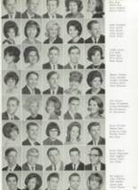 1965 Monroe High School Yearbook Page 28 & 29