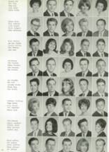 1965 Monroe High School Yearbook Page 34 & 35