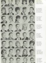 1965 Monroe High School Yearbook Page 36 & 37