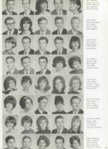 1965 Monroe High School Yearbook Page 38 & 39