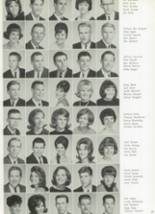 1965 Monroe High School Yearbook Page 42 & 43